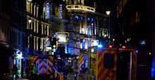 88 injured as Apollo Theatre collapses in London's West End