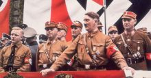 Book reveals Hitler was on Heroin and injected with young bulls semen