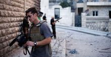 American Journalist James Foley beheaded on camera by Islamic State member with British accent