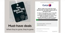 Black Friday 2014: Currys website buckles from huge customer numbers