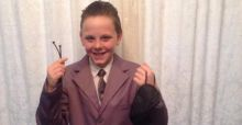 Schoolboy sent home for dressing up like Fifty Shades of Grey character