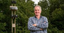 Frustrated farmer constructs homemade superfast DIY Wifi mast after getting fed up with BT service