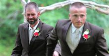 Father Brings Everyone to Tears at his Daughters Wedding