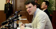 US college student sentenced to 15 years hard labour in North Korea