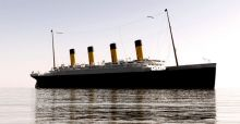 Titanic wreckage protected by UK/US agreement