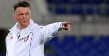 Louis Van Gaal, new Manchester United manager, best images