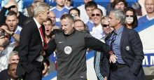 Mourinho vs Wegner fight memes, jokes and images