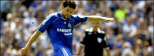 Chelsea beat Manchester United 2-1 to keep the title race open