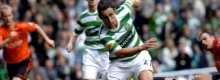 Celtic win the Scottish Premier League