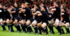 England take on the All Blacks in New Zealand