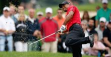 Tiger Woods a major doubt for Ryder Cup after reinjuring back