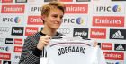 Norwegian wonderkid Martin Odegaard signs for Real madrid