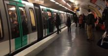 Group of 'Racist' Chelsea fans cause outrage after Paris metro incident