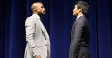 How to watch the Mayweather v Pacquiao fight on TV | May 2, 2015