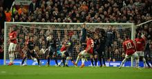 David Moyes breathes huge sigh of relief as Manchester United beat Olympiakos