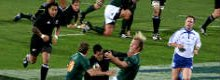 South Africa beat New Zealand 31-19