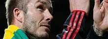 Leonardo wants David Beckham