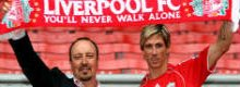 Benitez admits Liverpool could be forced to sell Torres