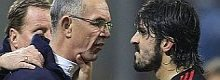 Gattuso apologises for headbutt