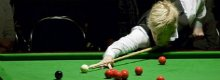 Robertson claims Masters