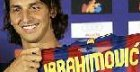 Ibra signs for Barca