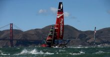 Ben Ainslie inspires Oracle Team USA win in America's Cup