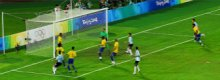 Argentina beat Brazil 3-0 to reach Olympic final