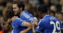 Mourinho's Chelsea reserves overcome Arsenal in Capital One Cup
