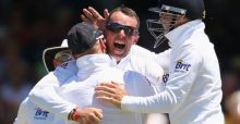 The Ashes 2013 - 2014: Graeme Swann retiring from cricket