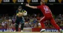 Australia v England: Tourists considering changes for 3rd ODI