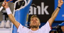 Australian Open 2014: Stanislas Wawrinka says he didn't expect to win Grand Slam