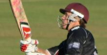 Compton to open for England