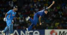 Dernbach breakthrough leads England to victory