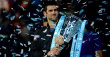 Djokovic beats Federer in London final