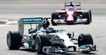 F1 2014: Lewis Hamilton wins the Malaysia Grand Prix