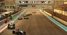 F1 Abu Dhabi 2013 Grand Prix Went as Planned for Vettel