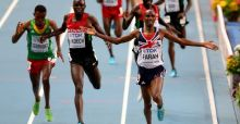 Mo Farah completes world championship double