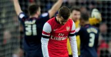 Arsenal gloom after FA Cup exit