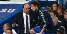 Chelsea exit looms for Lampard