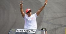Hamilton ambitious for success at Mercedes
