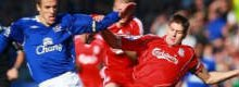 Gerrard earns Liverpool replay with Everton