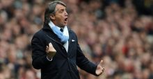 Mancini believes he is the best manager in England