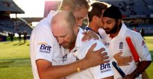 Matt Prior is England player of the year