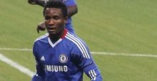 Mikel alleges ref used racist language
