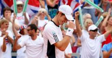 Murray leads Great Britain into Davis Cup World Group