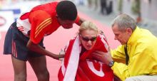 Paula Radcliffe ponders retirement after further injury woes