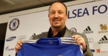 Benitez continues shaky start at Chelsea
