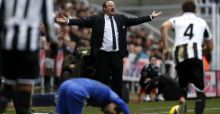 Benitez under threat after latest Chelsea defeat
