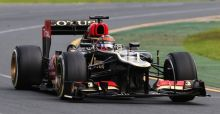 Raikkonen wins Australian Grand Prix for Lotus