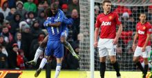 Chelsea fight back to level Cup tie